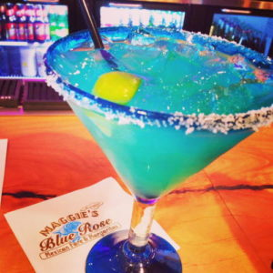 Beat the Blues at Maggie's Blue Rose Catalina Island Restaurant