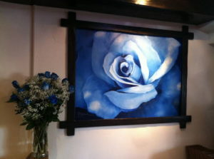 Maggie's Blue Rose at Maggie's Blue Rose Restaurant on Catalina Island