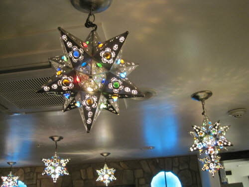 Starry Starry day and nights and Fun Maggies Blue Rose Catalina Island Restaurant